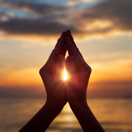 мудры йога